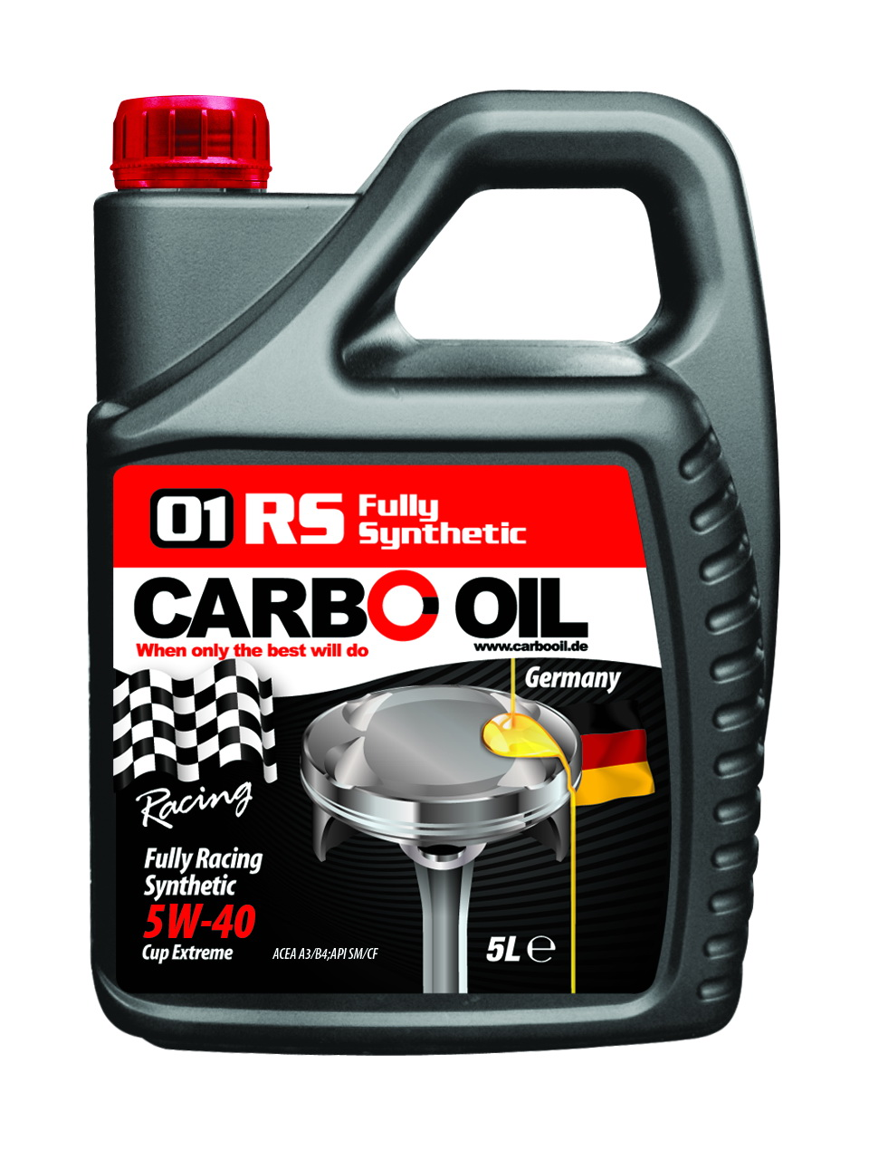 01 rs fully racing synthetic 5l 5w 40 0670 carbo oil for 5 w 40 motor oil
