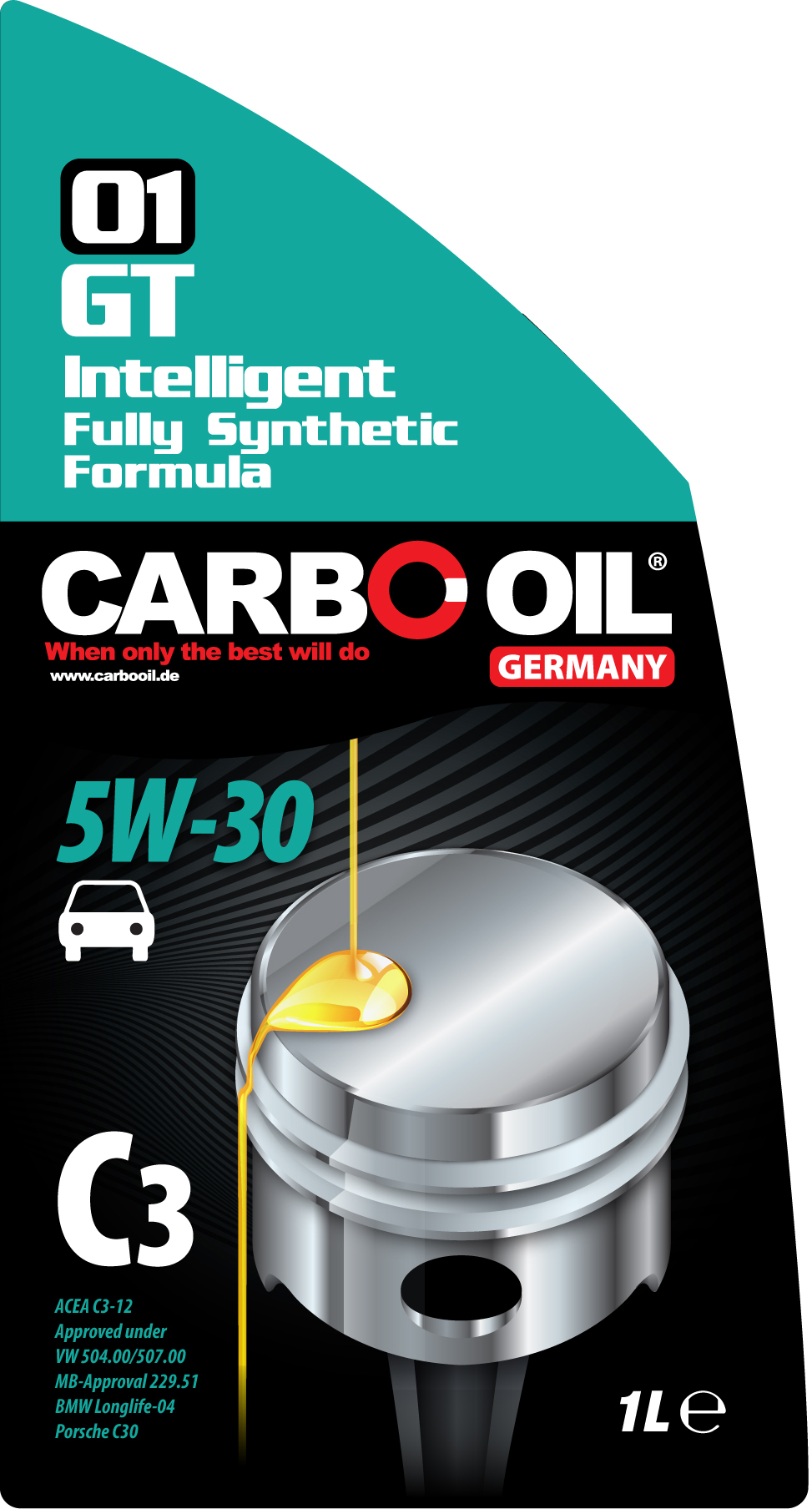 Carbo Oil 10W 60, High Performance Automotive Lubricants